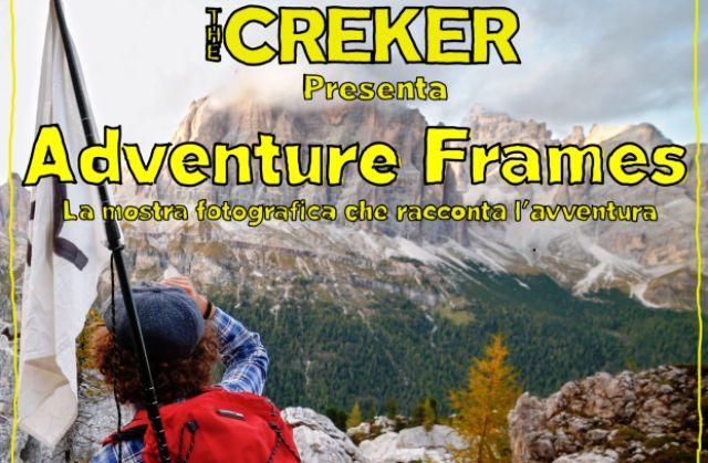 "Raccontare l'avventura con una cinepresa: con ""Adventure Frames""."